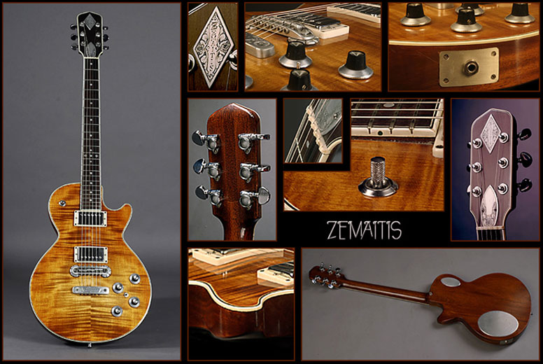 1977 Flame Top