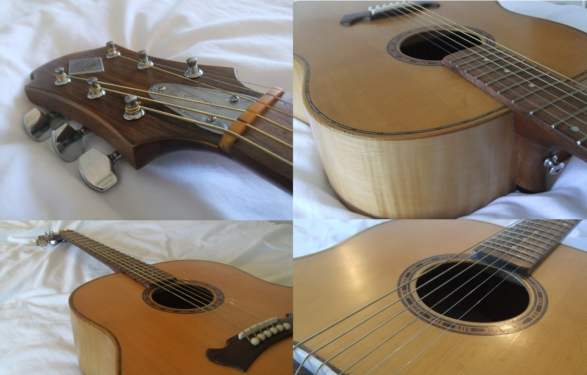 1981 Acoustic 6 String